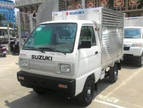 Cần bán Suzuki Super Carry Truck thùng kín 2018, 275 triệu, tặng trước bạ, bán trả góp