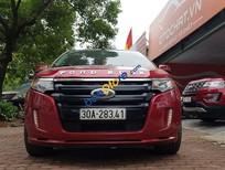 Cần bán xe Ford Edge 3.7L sản xuất 2013, màu đỏ, nhập khẩu nguyên chiếc