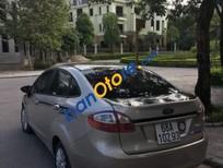 Bán Ford Fiesta 1.6AT đời 2011, xe biển gốc Hà Nội, xe đẹp ít sử dụng