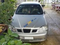 Cần bán gấp Daewoo Lacetti 1.6 MT sản xuất năm 2005, màu bạc, giá tốt