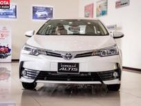 Toyota Corolla Altis 1.8G AT KM cực sốc - tặng bảo hiểm vật chất, giao xe ngay, hỗ trợ ngân hàng lãi suất ưu đãi