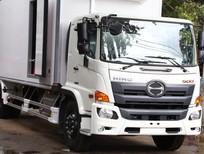 Xe tải Hino đông lạnh, tải trọng 8 tấn
