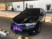 Cần bán gấp Toyota Corolla Altis sản xuất năm 2017, màu đen, 735tr