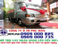 Thông tin bán xe tải JAC X-150 1.5 tấn, hỗ trợ trả góp lên đến 70- 90%