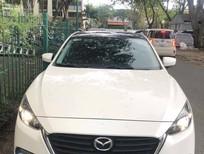 Cần bán gấp Mazda 3 2017 trắng ngọc trinh