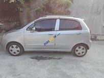 Cần bán Chevrolet Spark sản xuất năm 2009, màu bạc, giá chỉ 105 triệu