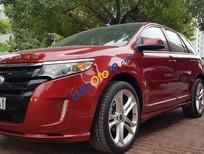 Bán Ford Edge 3.7L năm 2014, màu đỏ, nhập khẩu nguyên chiếc