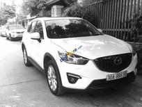 Cần bán Mazda CX 5 AWD đời 2015, màu trắng