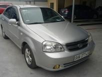 Bán Daewoo Lacetti sản xuất 2009, màu bạc, 188tr