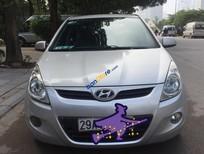 Chính chủ bán xe Hyundai I20, sx 2011, màu bạc