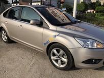 Cần bán xe Ford Focus 1.8AT năm 2011, màu vàng còn mới, giá 375tr