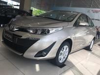 Bán ô tô Toyota Vios E CVT 2019, màu nâu, giá chỉ 569 triệu Hỗ trợ trả góp lên tới 80% giá trị xe