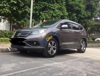 Cần bán lại xe Honda CR V 2.4 năm 2013, màu xám, 799tr