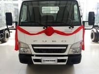 Bán xe tải Fuso Nhật Bản Canter4.99 chạy trong thành phố, giao xe liền