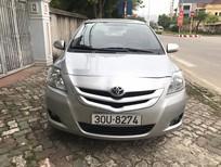 Cần bán xe Toyota Vios 1.5 E 2009, màu bạc, giá chỉ 360 triệu