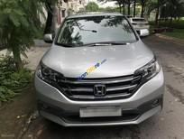 Tp. HCM - bán Honda CRV 2.4 đời 2013, màu bạc