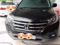 Bán Honda CR V 2.0 AT 2015, màu đen, giá tốt