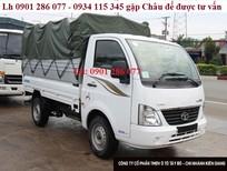 Bán xe tải Tata 990kg + giá rẻ nhất thị trường + hỗ trợ trả góp