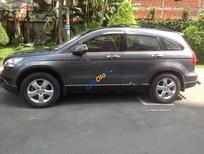 Bán Honda CR V 2.0 AT sản xuất năm 2009, màu xám, xe nhập