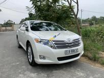 Cần bán gấp Toyota Venza V6 sản xuất 2009, màu trắng, nhập khẩu nguyên chiếc, giá chỉ 780 triệu