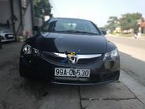 Cần bán Honda Civic 1.8 MT năm sản xuất 2009, màu đen