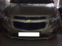Bán nhanh Chevrolet Cruze 2015 màu vàng cát, xe số sàn
