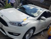 Cần bán Ford Fiesta Titanium 1.5 AT EcoBoost sản xuất 2015, màu nâu, giá cạnh tranh