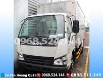 Bán xe tải Isuzu 1T9 2018, trả góp 90%, giao xe tận nhà thủ tục đơn giản