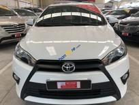 Toyota Yaris E sản xuất 2015, màu trắng