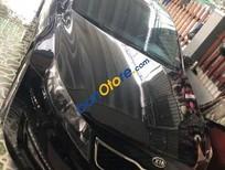 Cần bán xe Kia K5 đời 2010, màu đen, xe cũ