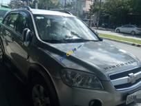 Cần bán lại xe Chevrolet Captiva LT năm 2008, màu bạc, nhập khẩu