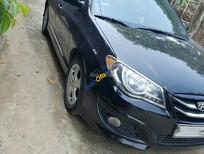 Cần bán Hyundai Avante AT sản xuất năm 2011, màu đen, giá 375 triệu