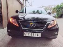 Cần bán lại xe Lexus RX 350 năm sản xuất 2009, màu đen, nhập khẩu