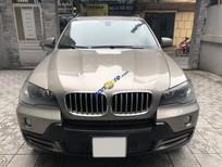 Bán xe cũ BMW X5 3.0 đời 2009, màu vàng cát, nhập Mỹ