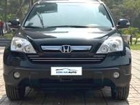 Bán ô tô Honda CR V 2.4AT 2008, màu đen giá cạnh tranh