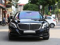 Bán Mercedes S400L AMG sản xuất năm 2016, màu đen, nhập khẩu nguyên chiếc số tự động