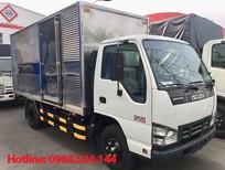 Bán xe tải Isuzu 1T9 đang giảm giá sâu vào cuối năm, hỗ trợ trả góp đầy đủ