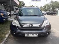 Bán Honda CR V 2.4 2009, màu xám, 518tr