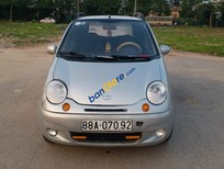 Cần bán lại xe Daewoo Matiz SE sản xuất 2008, màu bạc, giá 79tr