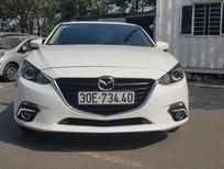 Bán xe Mazda 3 1.5AT sedan 2017, màu trắng