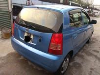 Cần bán lại xe Kia Morning Lx đời 2007, màu xanh lam giá cạnh tranh
