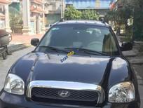 Cần bán xe cũ Hyundai Santa Fe đời 2003, xe nhập