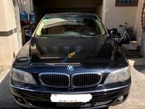 Bán BMW 750Li 2008 màu đen - nhập khẩu - BSTP