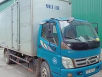 Hưng Yên bán Thaco Ollin 450A tải 5 tấn thùng kín, xe chất, lốp đẹp cả giàn máy nổ êm