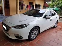 Cần bán gấp Mazda 3 2017 màu trắng . Xe dùng gia đình