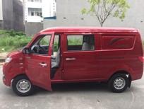 Đại lý cấp 1 xe tải Van Dongben X30 2 chỗ - 5 chỗ, giá tốt nhất thị trường