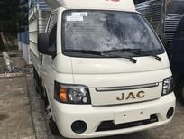 Bán xe tải JAC X125 Euro 4 dung tích 2.771, nhập khẩu chính hãng, giá tốt TPHCM