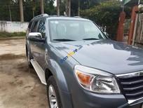 Bán gấp Ford Everest Limitted đời 2009, màu xám, giá tốt
