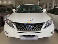 Cần bán Lexus RX năm sản xuất 2010, nhập khẩu, không cấm đụng