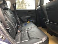 Cần bán xe Honda CR V 2.4 sản xuất 2013, màu xanh tím
